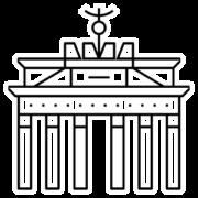 Brandenburg Tor for course based in Berlin