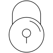Lock for private lesson