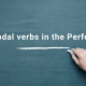 Perfekt_modal verbs